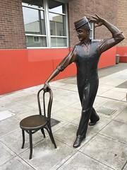 29/365: Dancer in Bronze