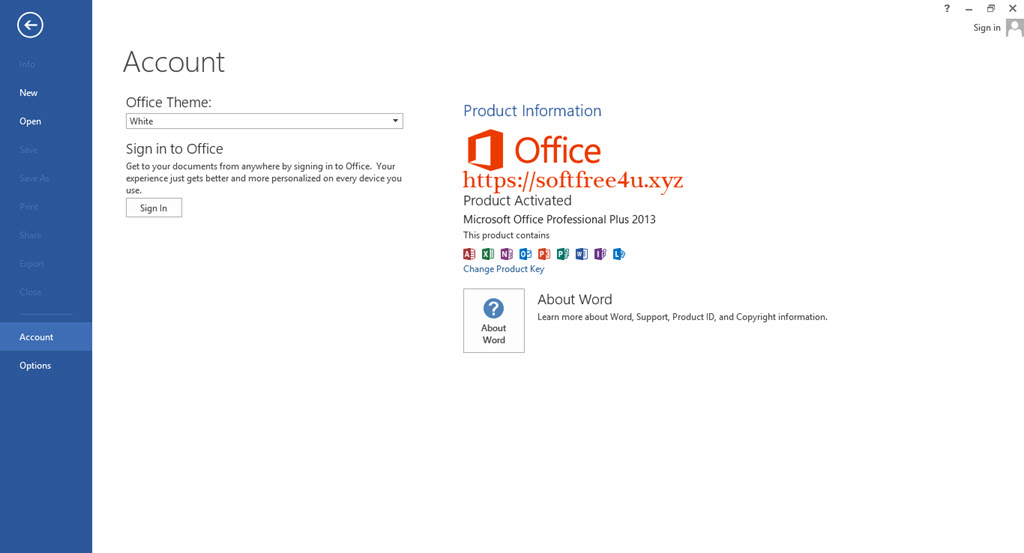 Download Microsoft Office 2013 Pro Plus Full Ver Free | UFSS