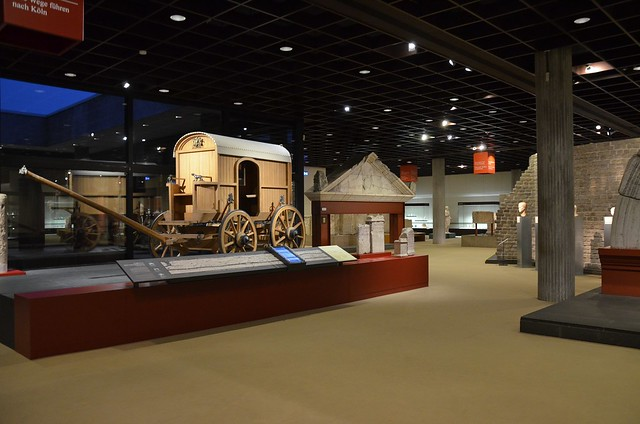 Romisch-Germanisches Museum, Cologne