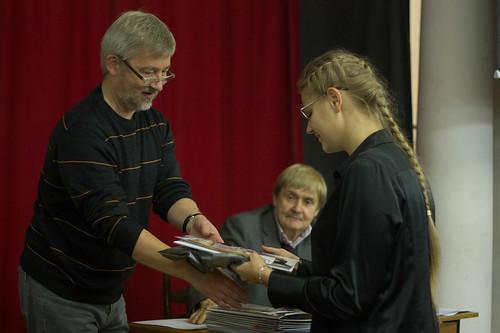Фев 13 2017 - 02:42 - Поэтический праздник и награждение победителей литературных конкурсов