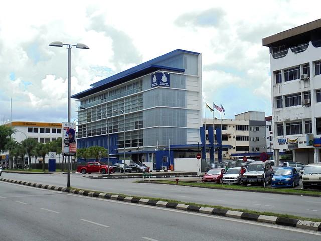 Central Police Station, Sibu