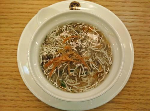 Shredded Tofu Soup