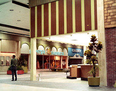 The Northwood Mall on opening day, Tallahassee