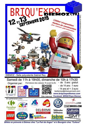 [Expo] BRIQU'EXPO Diemoz 2015 - Programme et compte rendu 18823580268_da34f0847a