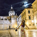 Dubrovnik Old Town Luza Square by night by Hulivili