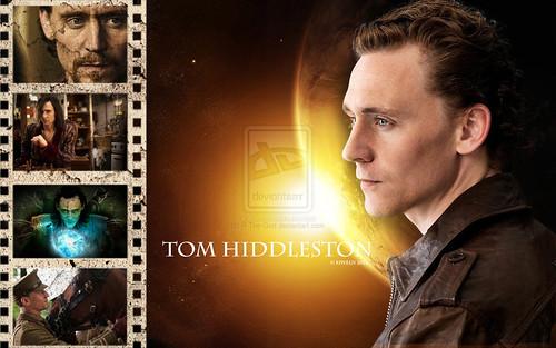 Tom Hiddleston Wallpaper 3