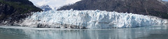 wide margerie glacier