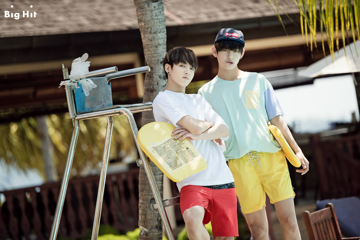 Interview Trans Starcast Wow Its Summer Bts S Early Summer Vacation In Kota Kinabalu 150709