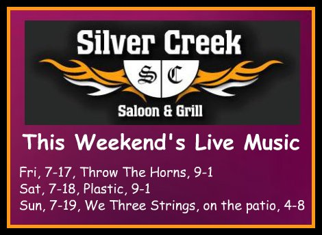Silver Creek Poster 7-17 thru 7-19-15