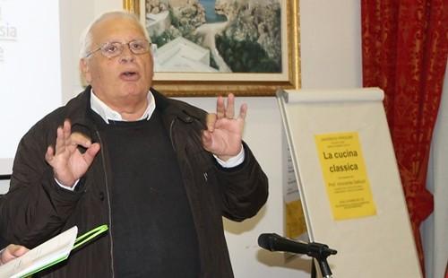 L'ex sindaco prof. Gianni Colagrande