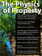 The Physics of Property