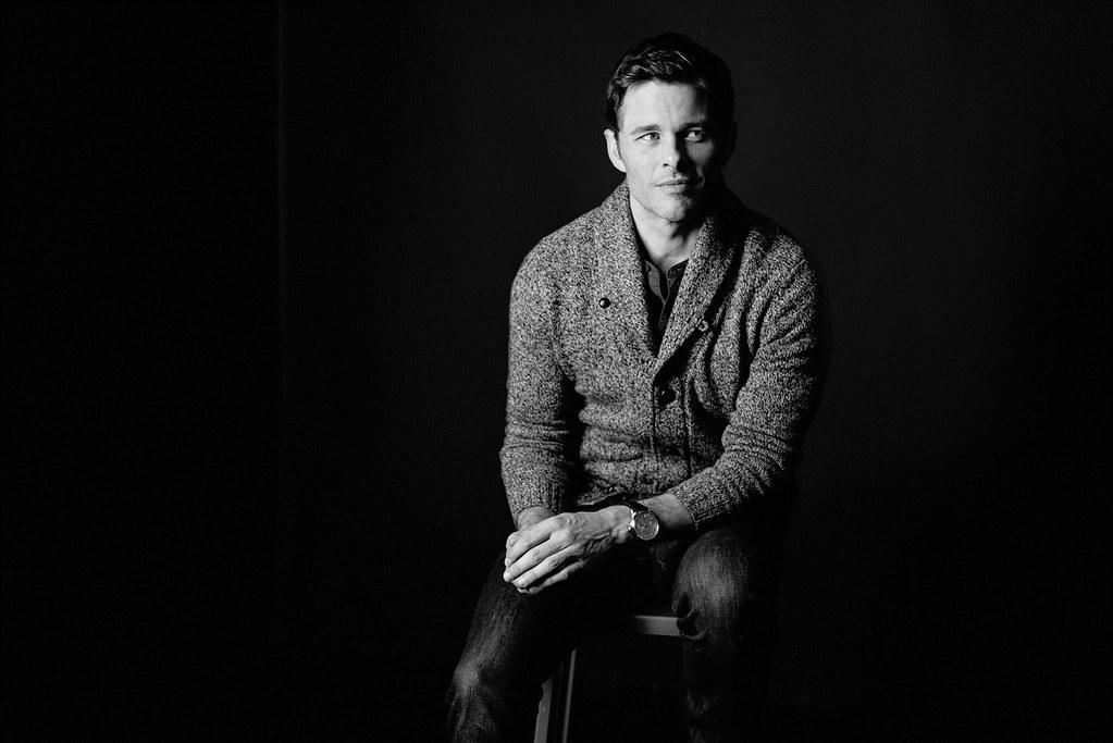 Джеймс Марсден — Фотосессия для «D-Train» на «Sundance» 2015 – 23