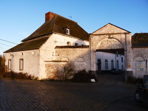 Ferme de l'abbaye de Bonne-Esperance