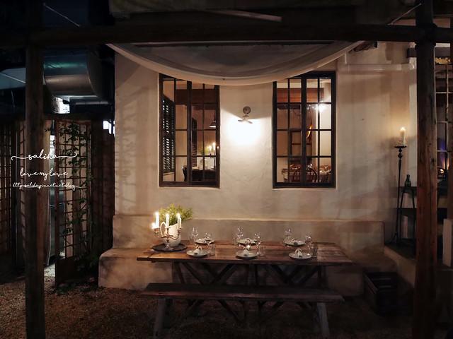 中正紀念堂老房子餐廳香色氣氛好 (17)