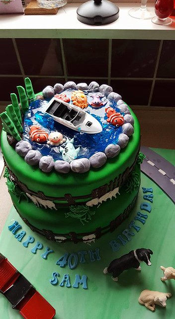 Cake by Zebra Creations