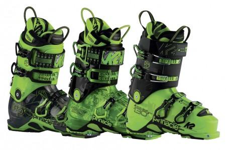 Lyžařské boty K2 Pinnacle - stvořeny pro freeride