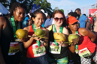 Reggae Marathon 2016 Finishers
