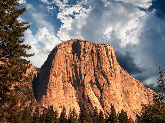 El Capitan Yosemite-Nationalpark