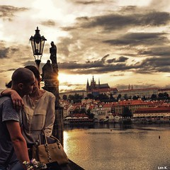 Lovers of Prague