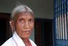 Traditional woman in the village of Regintal, Orissa