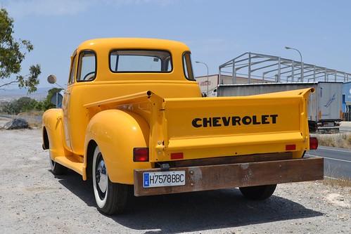 Chevy Truck - Arboleas - Almeria - Spain