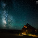 milky way cabin by Eric 5D Mark III