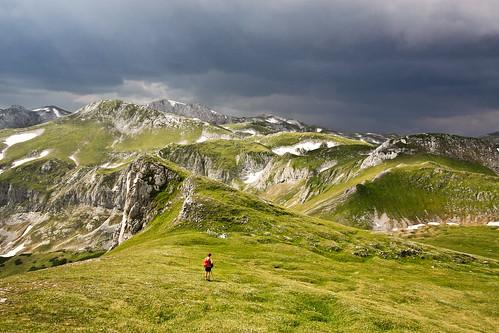 alps austria hiking alpy leto 2015 hochschwab rakúsko