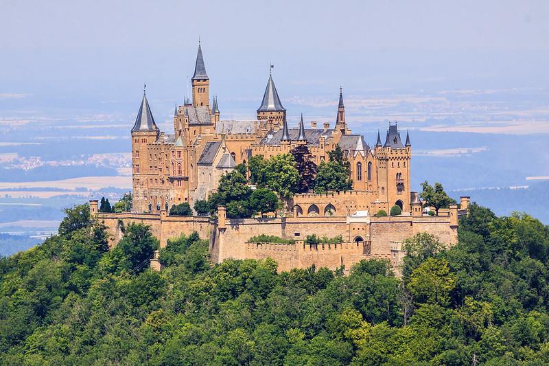 Hohenzollern castillo Alemania