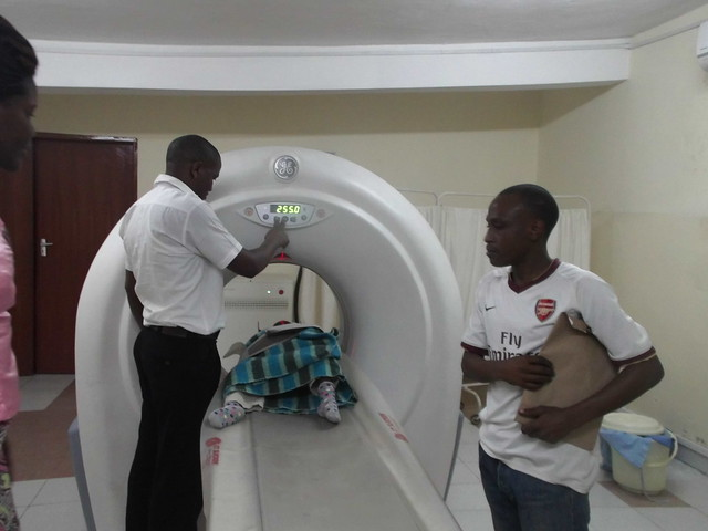MRI Scan for Lawrence