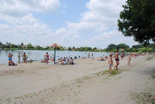 Пісок на пляжі безглистів?