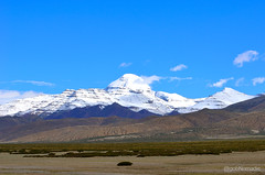 The holy Kailash