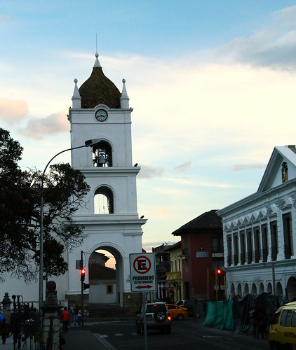 Latacunga, Ecuador.
