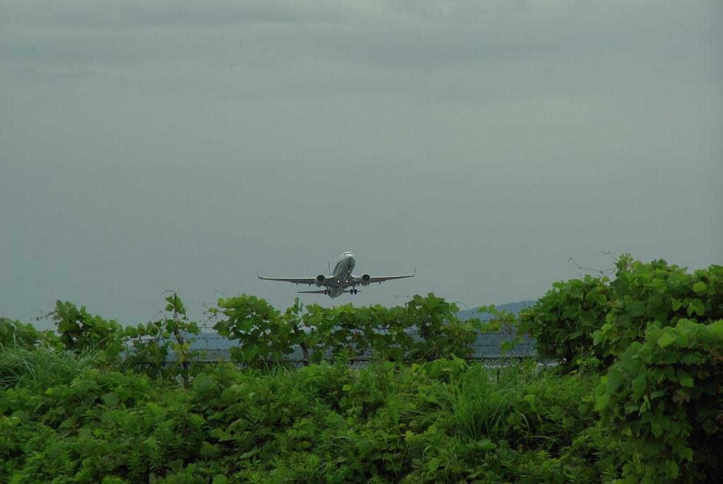 岡山空港へ(再び) #3