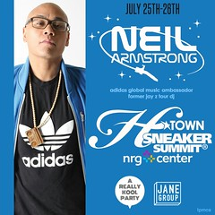 7/25-26 - The H-Town Sneaker Summit - NRG Center