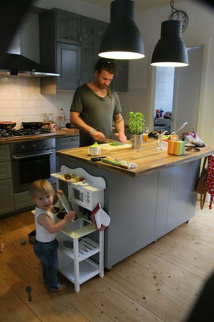 Kings (Queens) of the kitchen.  Utrecht, Nederlands.
