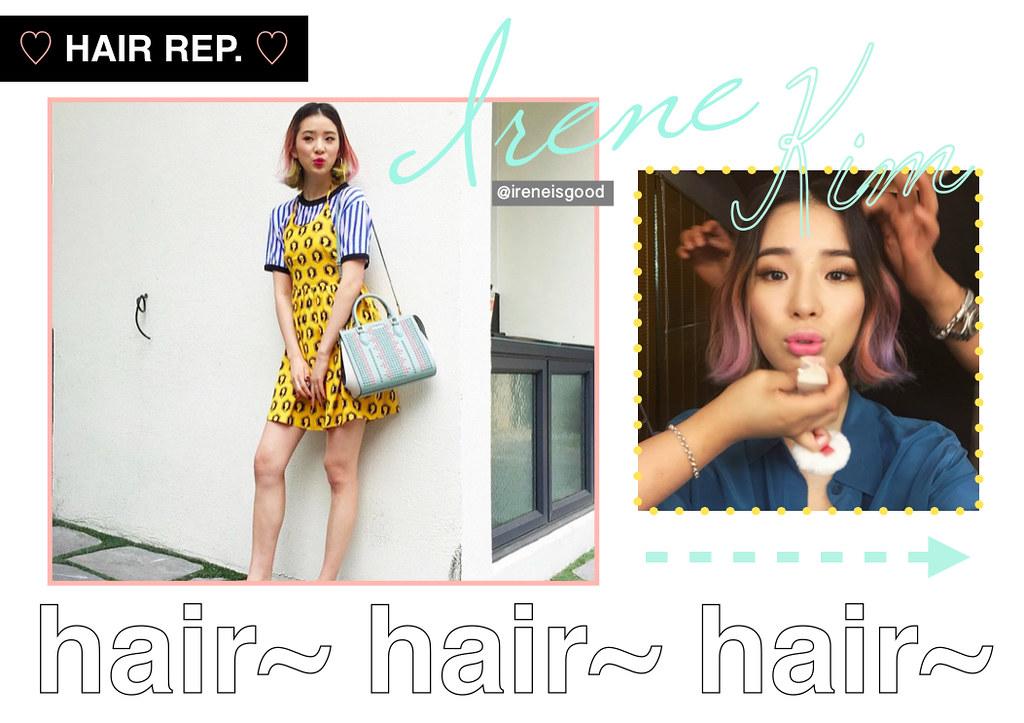 Hair - Irene Kim