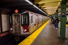 MTA New York City Subway Kawasaki R142A #7645