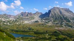 Dolina Pod Kołem, Zamarła Turnia, Kozi Wierch i Dolina 5 Stawów