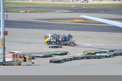 SYdney Airport Fuel Truck