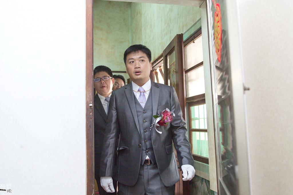 台南婚攝-炳男&慧玲-迎娶儀式 (38)