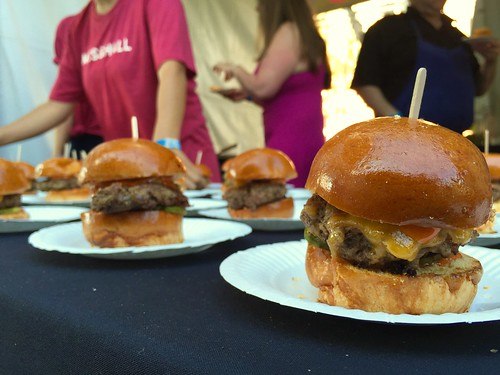 Messhall at LA Weekly's Burgers and Beer