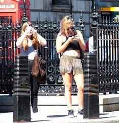 Texting Tourists