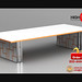 Meeting table T6 by highmoondecoration