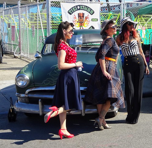 Annual Coney Island Autoshow in #Brooklyn, New York. 2016