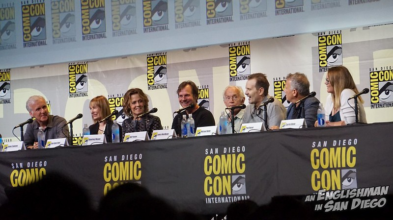 image - SDCC 2016 (Aliens 30th Anniversary Panel, Bill Paxton) 05