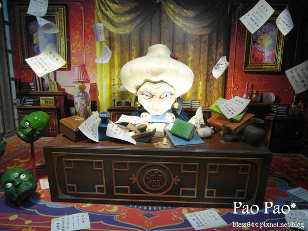 吉卜力的動畫世界特展台中站