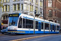 GVB Combino tram 2202, Lijn 1 | Raadhuisstraat