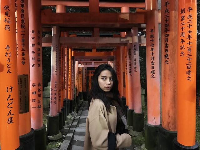 Fushimi Inari at Dawn