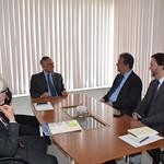 Viaje preliminar como jefe de la Misión de Observación Electoral de la OEA en Ecuador