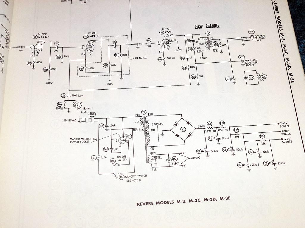 Sams Photofact Tape Recorder June 1965 (37 17) | David Valenzuela